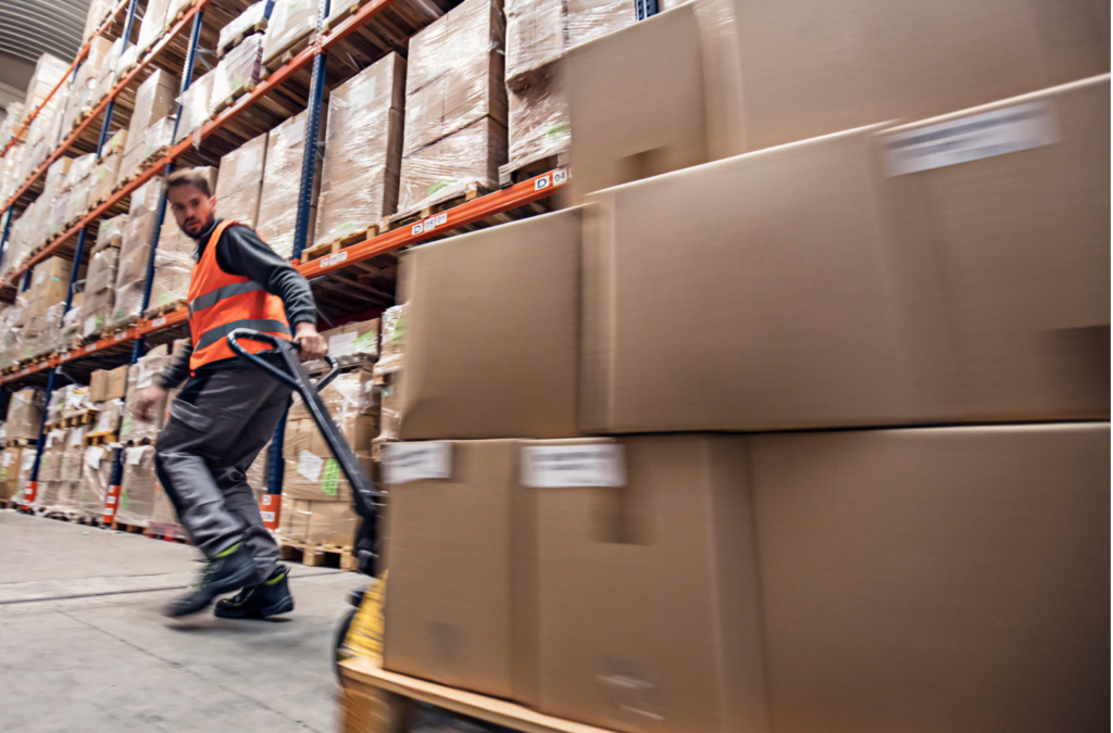 How can I better manage my warehouse and inventory?